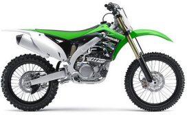 Kawasaki KX 450f '13-'15