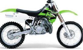 Kawasaki KX 500 '89-'03