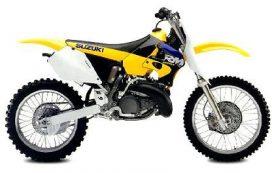 Suzuki RM 125-250 '96-'98