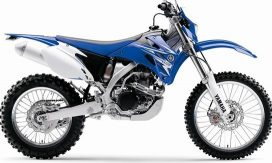 Yamaha WRf 250 '07-'14 - 450 '07-'11