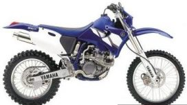 Yamaha WRf 250 - 400 - 426 '98-'02