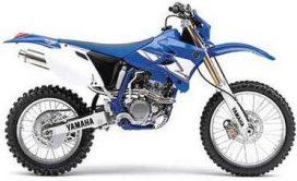 Yamaha WRf 250 - 450 '03-'04