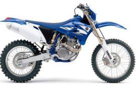 Yamaha WRf 250 - 450 '05-'06