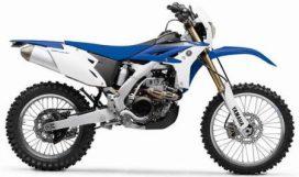 Yamaha WRf 450 '12-'15