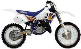 Yamaha YZ 125 - 250 '93-'95