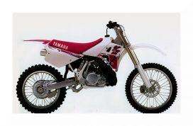 Yamaha YZ 250 '91-'92
