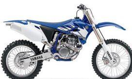 Yamaha YZf 250 - 450 '03-'05