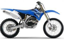 Yamaha YZf 250 - 450 '06-'09