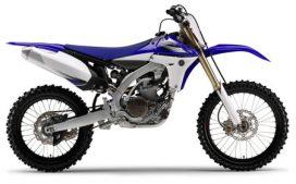 Yamaha YZf 450 '10-'13