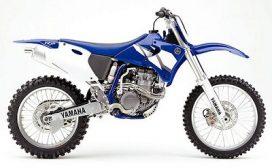 Yamaha YZf series '98-'02
