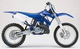 Yamaha YZ 125 - 250 '96-'01